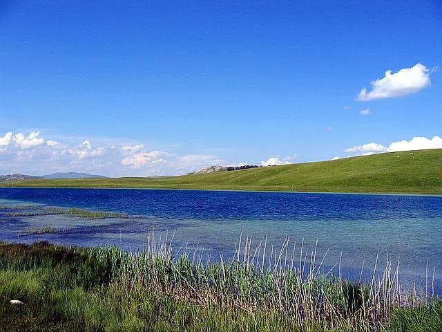 Vrazje Jezero (Devil's Lake)