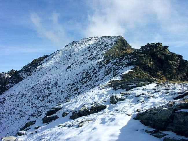 Il mont Mary (2815 m)...