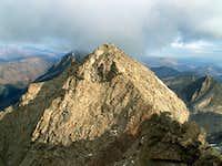 Goat Mountain's true summit...