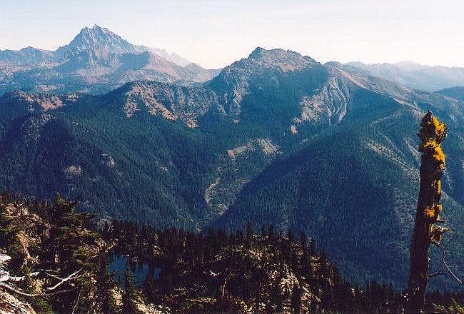 Hawkins Mountain...