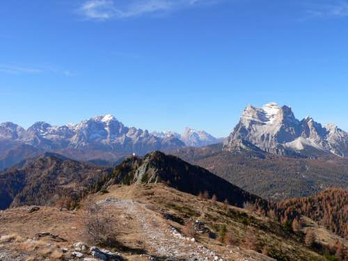 Monte Pelmo as seen from...