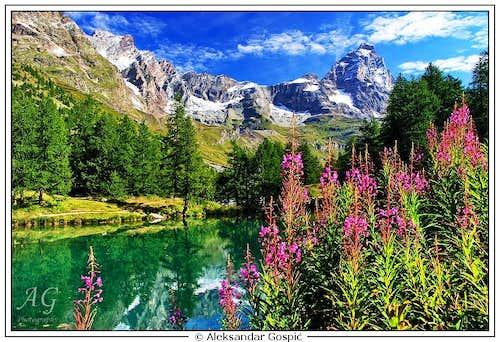 Cervino/Matterhorn (4478m)