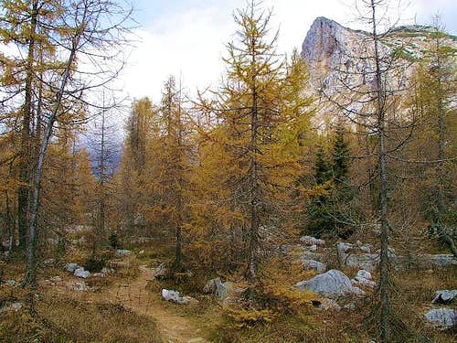 Autumn in the valley of...