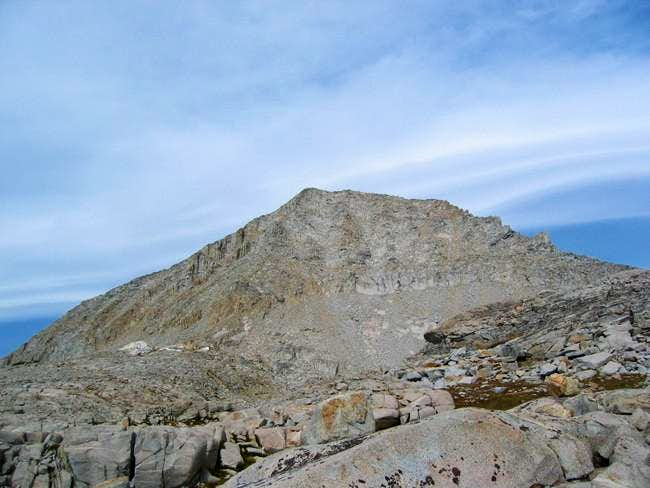 Foerster Peak from the...