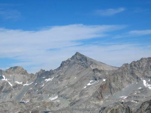 Rodgers Peak from Foerster...