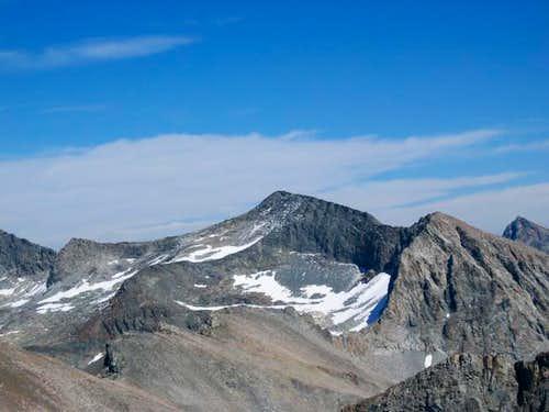 Electra Peak from Foerster...