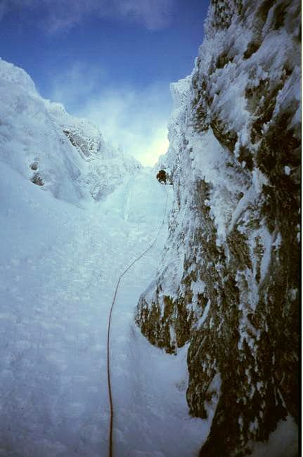 Ian Parnell leading pitch 4
