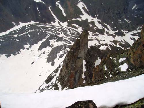 The Bear's Tooth as seen from...