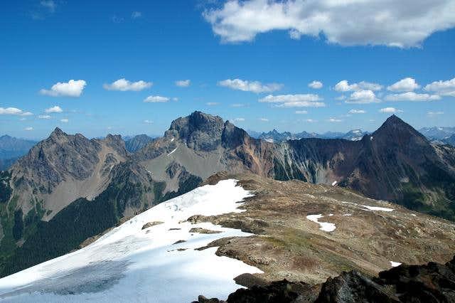 Canadian Border Peak,...