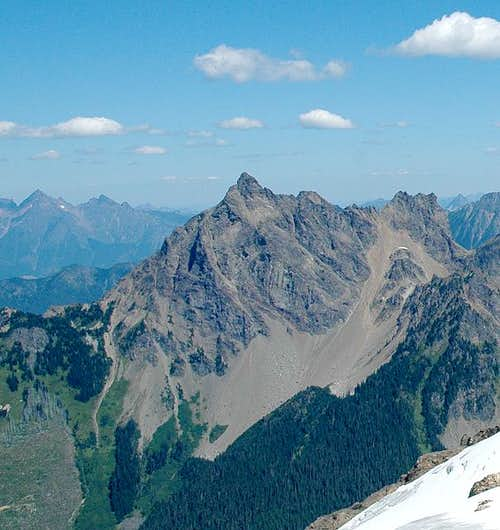 Canadian Border Peak from...