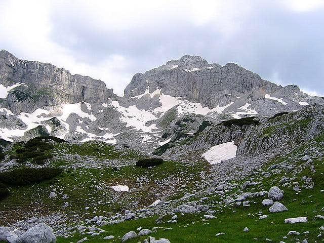 Part of Rbatina (2401 m)...
