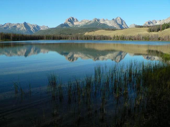 Hortsman Peak is the peak on...