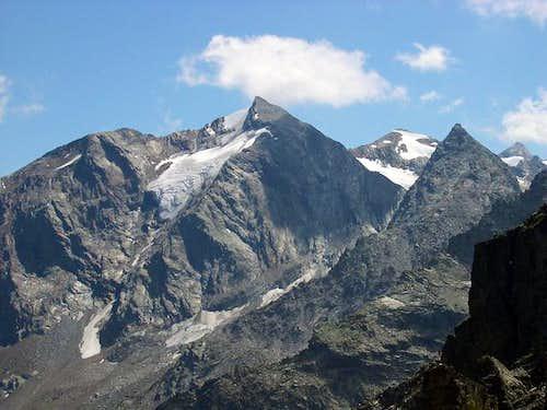 Mont Paramont 3301m...