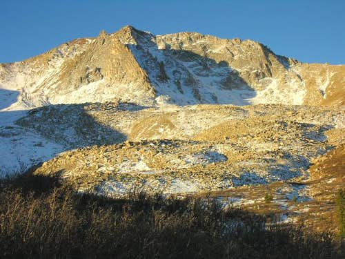 Italian Mountain from the...