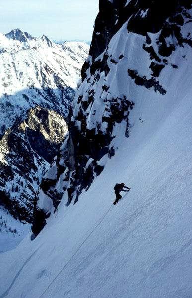 Ice Cliff Glacier, Mount Stuart