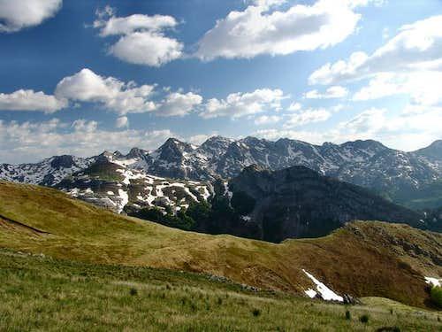 Kučke planine (Kuči Mountains; Žijovo)