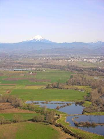Mount McLoughlin and the...