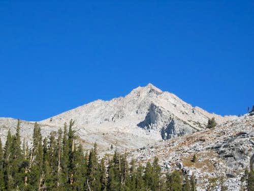 Finger Peak from the...