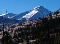 Mountaineer Peak from the...