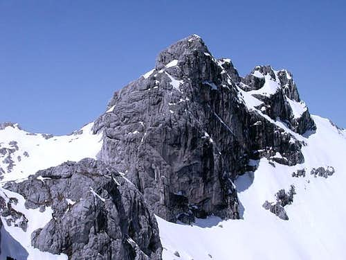 Bobotov Kuk (2523 m) from...