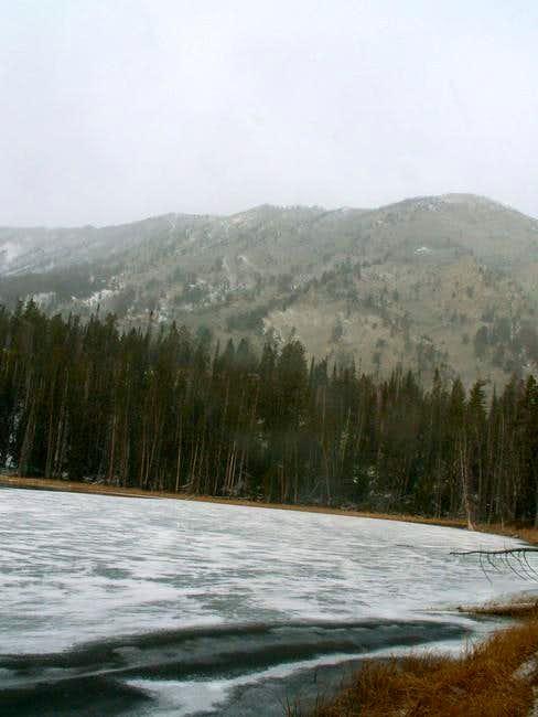 WCP-1 from Hoodoo Lake on...