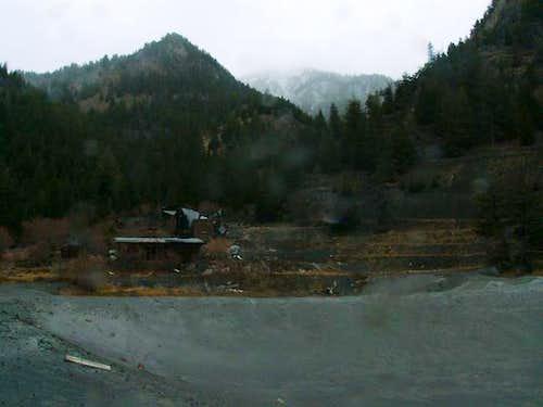 The Slate Creek Mine is still...