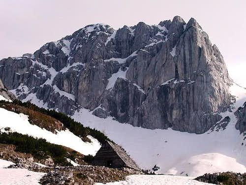 North Face of Terzin Bogaz...