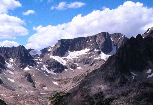 Northeast Couloir (West Fork)