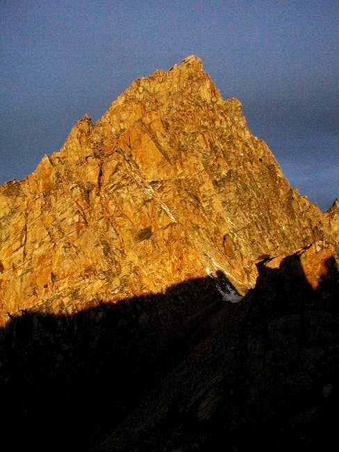 East face Granite Peak...