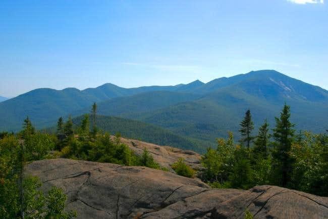 Dix Range from Round Mtn....