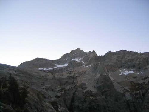 Eagle Scout Peak from the...