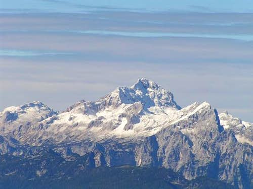 Without question - Triglav is...