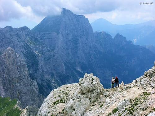 Julian Alps are mostly...