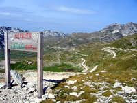Tibetian  roads of Durmitor
