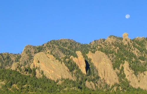 The Flatirons - Boulder, CO