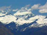 Mount Aspiring seen from...