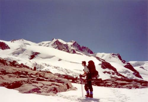 July 23, 2002, Monte Rosa....