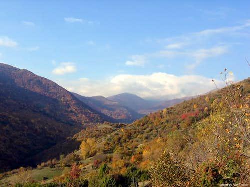 Zlokukjani valley