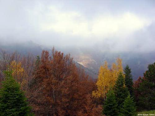 Neolica massif
