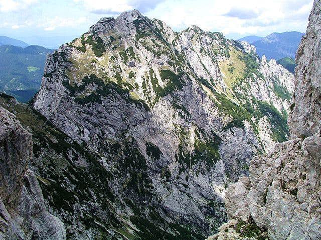 Kroficka from the south, from...