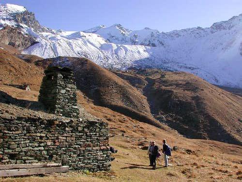 Alpi Plan di Feye, in the...
