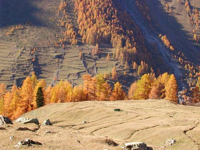 Val di Rhemes from the...