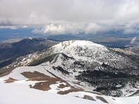 View of Bald Mountain from...