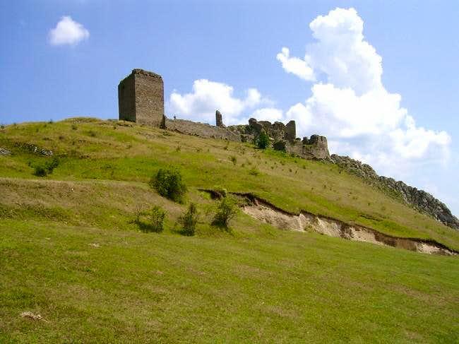 Szentgyorgy fortress near...