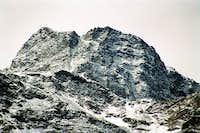 Tschenglser Hochwand summit...