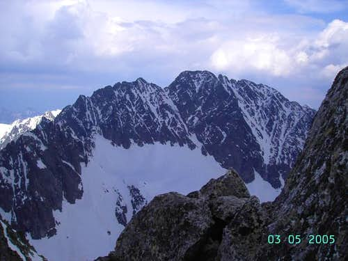 Gerlach -The King of Tatra Mountains