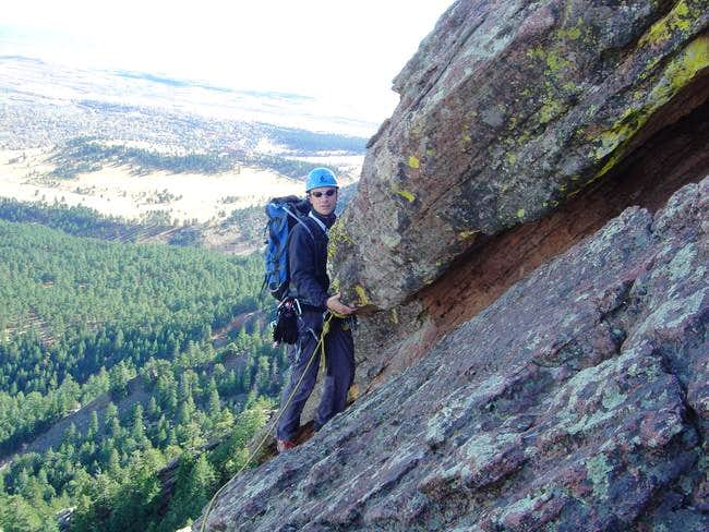 First Flatiron - North Arete