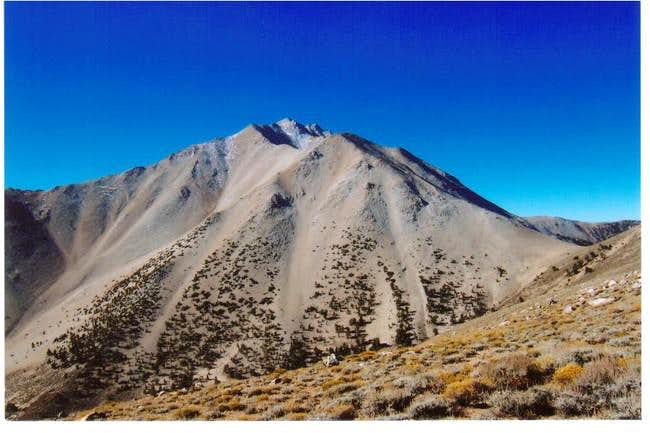 NV-Boundary Peak