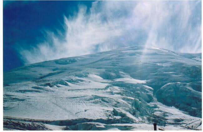 WA-Mt. Rainier from Camp...