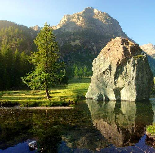 Maritime Alps Natural Park...